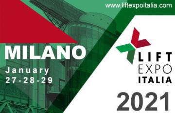 Lift Expo Italia 2021