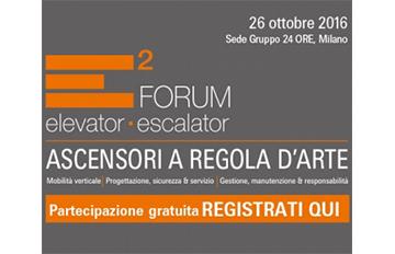 E2 Forum Elevator-Escalator