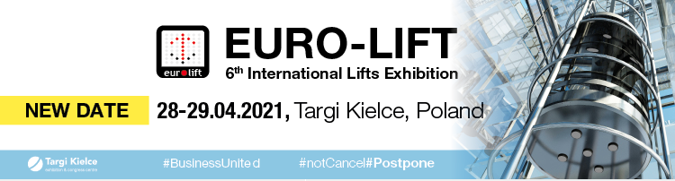 FIERA IN POLONIA – KIELCE  28 – 29 APRILE 2021 EURO-LIFT