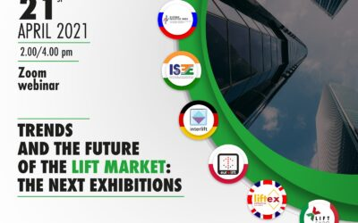 TRENDS AND THE FUTURE OF THE LIFT MARKET: THE NEXT EXHIBITIONS – WEBINAR ZOOM